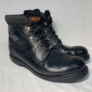 c5e2332c12a Harley Davidson mens badlands leather boots 11.5